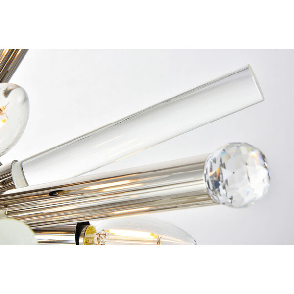 Maxwell Seven-Light Wall Sconce, image 4