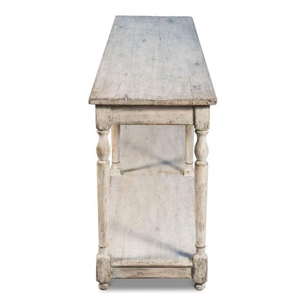 Gray Jensen Console Table, image 3