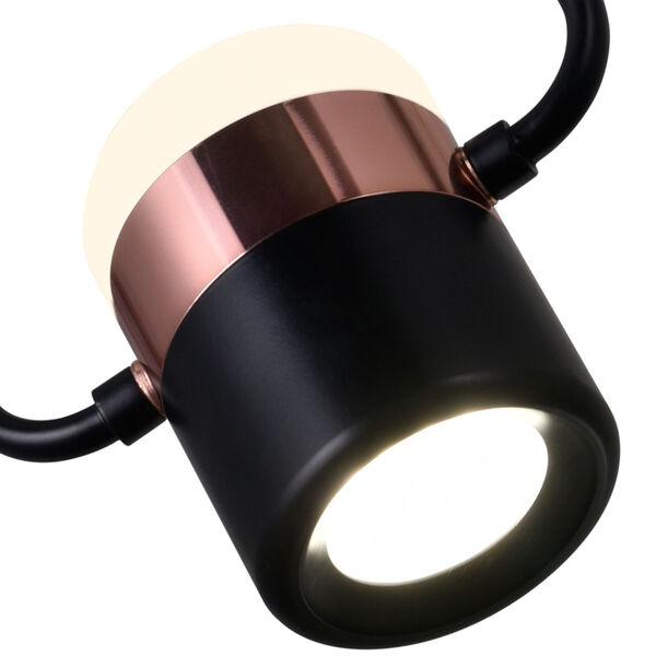 Moxie Black LED Pendant, image 5