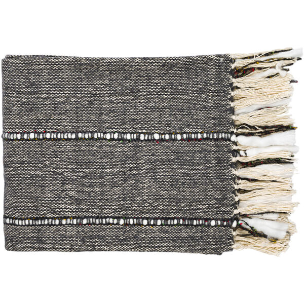 Galway Gray 50 x 60 Inch Throw, image 1