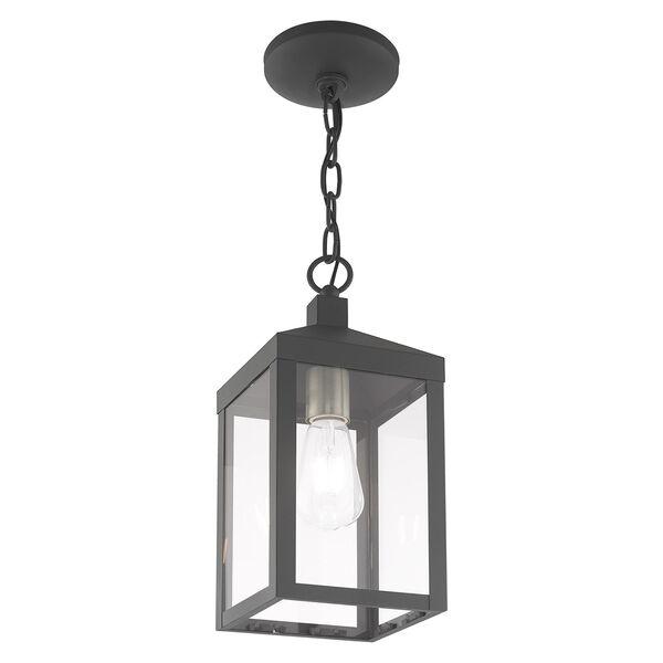 Nyack Gray Pendant Lantern, image 5