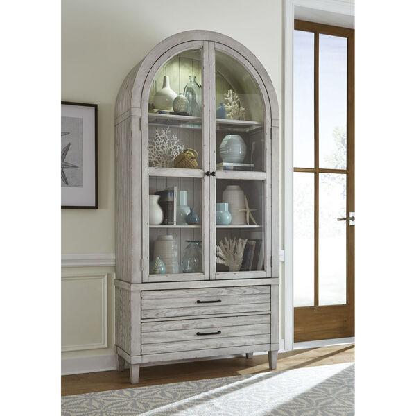 Belhaven Weathered Plank Cabinet, image 3