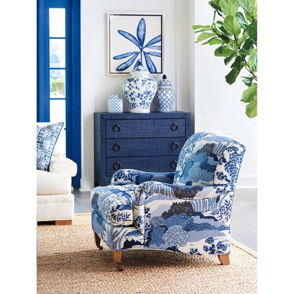 Barclay Butera Upholstery Blue Sydney, Barclay Butera Sydney Sofa