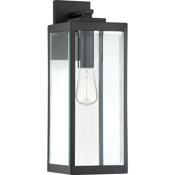 Westover Earth Black 20-Inch One-Light Outdoor Wall Sconce, image 2