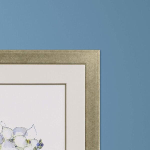 Full Bloom II White Framed Art, image 3