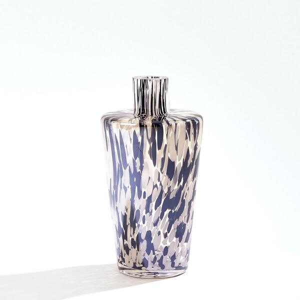 Black and Beige Confetti Shoulder Vase, image 1