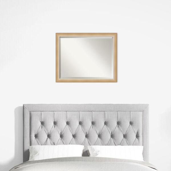 Eva Gold 31W X 25H-Inch Bathroom Vanity Wall Mirror, image 6