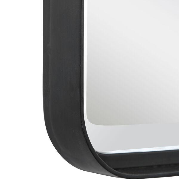 Croften Black Vanity Mirror, image 3