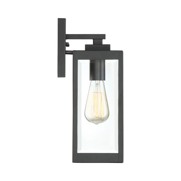 Westover Earth Black 14-Inch One-Light Outdoor Wall Sconce, image 2