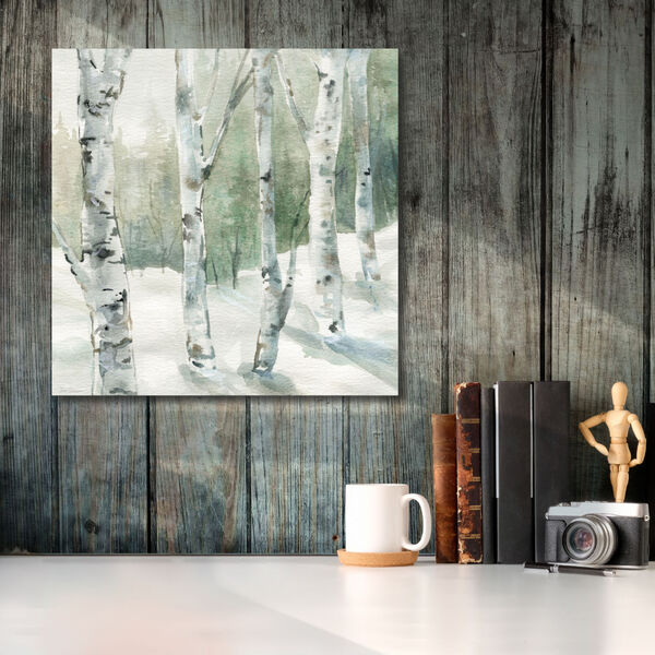 Winter Wonderland I Gallery Wrapped Canvas, image 1