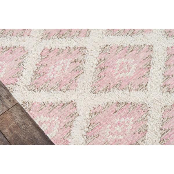 Harper Pink Rectangular: 2 Ft. x 3 Ft. Rug, image 4
