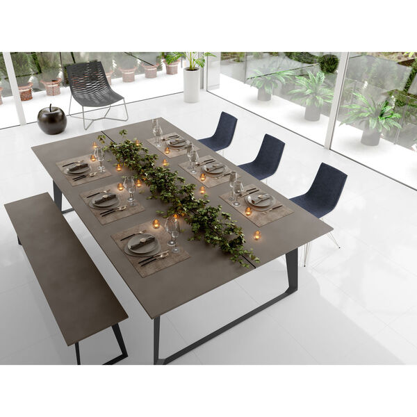 Amsterdam Gray Concrete Ping Pong Table, image 9