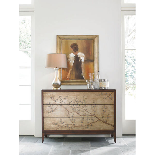 Classic Brown Awesome Blossom Chest, image 6