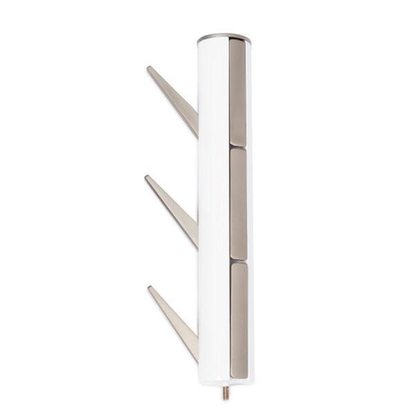 Flapper White Coat Rack, image 5