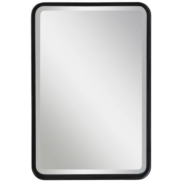 Croften Black Vanity Mirror, image 2