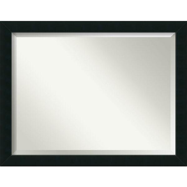 Corvino Black 45 x 35 In. Bathroom Mirror, image 1