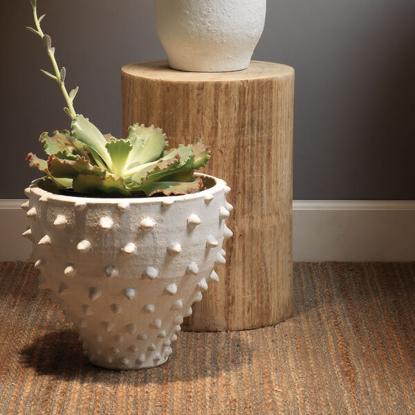 Agave Natural Wood Side Table, image 3