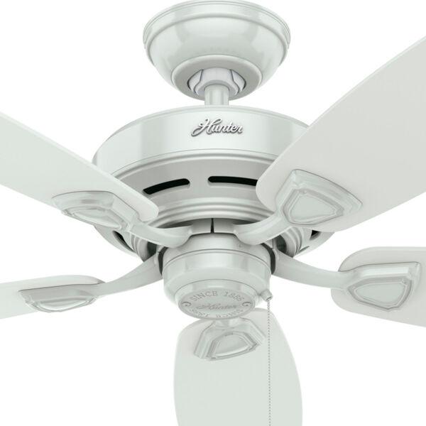 Sea Wind White 48-Inch Outdoor Ceiling Fan, image 3
