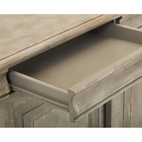 Billings Gray 40-Inch Accent Chest, image 5