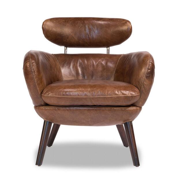 Brown Sinclair Arm Chair, image 2
