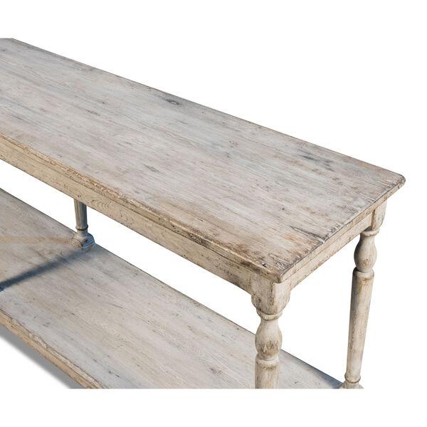 Gray Jensen Console Table, image 7