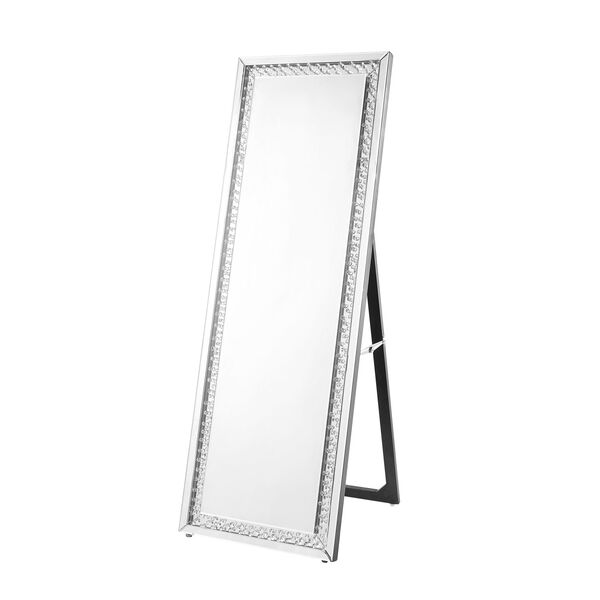 Sparkle Clear 22-Inch Mdf Full Length Mirror, image 1