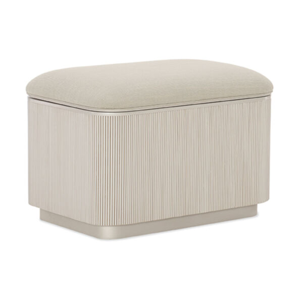 Classic Beige For the Love of Ottoman, image 3