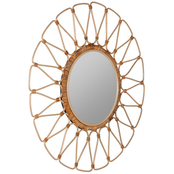 Kate Rattan 36-Inch x 36-Inch Wall Mirror, image 3