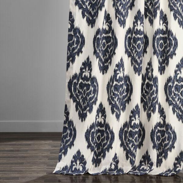 Ikat Multi 50 x 96-Inch Printed Curtain, image 5