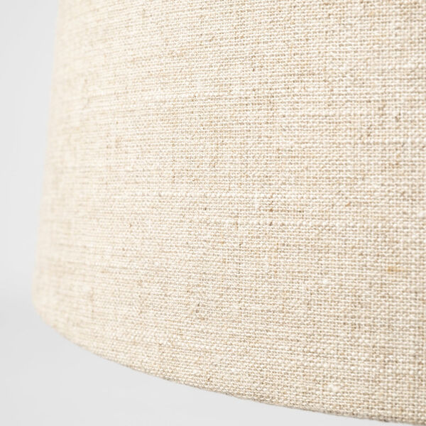 Mariam Beige One-Light Table Lamp, image 2