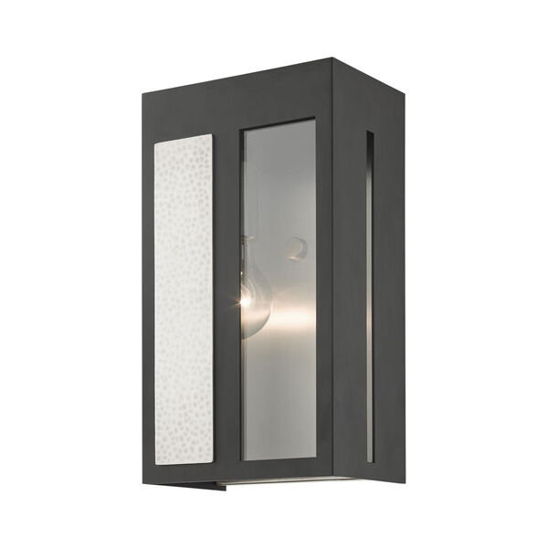 Lafayette Black Six-Inch One-Light Outdoor ADA Wall Sconce, image 4