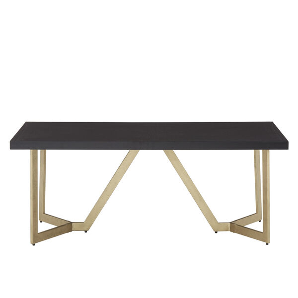 Helena Black and Gold Coffee Table, image 4