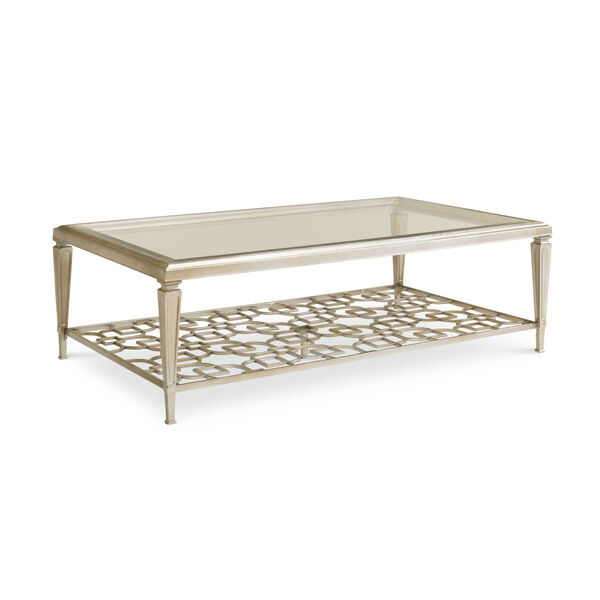 Classic Gold Socialite Coffee Table, image 1