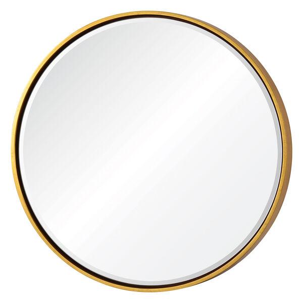 Wren Gold Round Mirror, image 2