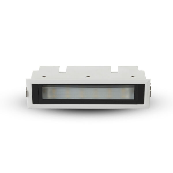 Slice White Seven-Inch LED Recessed Wall Washer, image 1