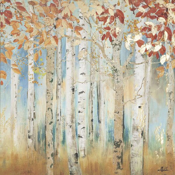Birch Beauties I: 40 x 40-Inch Wall Art, image 1