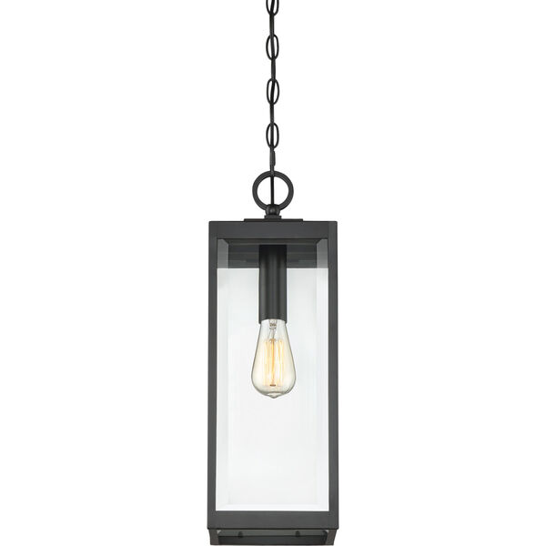 Westover Earth Black One-Light Outdoor Pendant, image 6