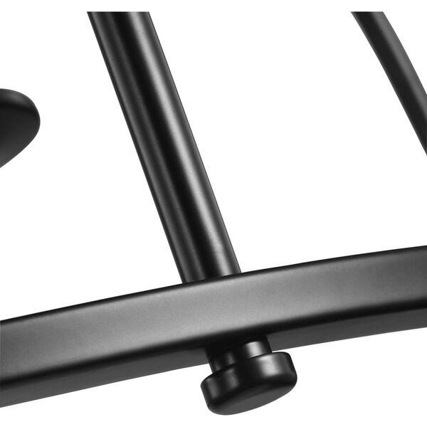 Bonita Black 23-Inch Four-Light Pendant, image 6