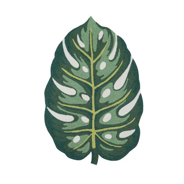 Cucina Green Rectangular: 3 Ft. x 4 Ft. 6 In. Rug, image 1