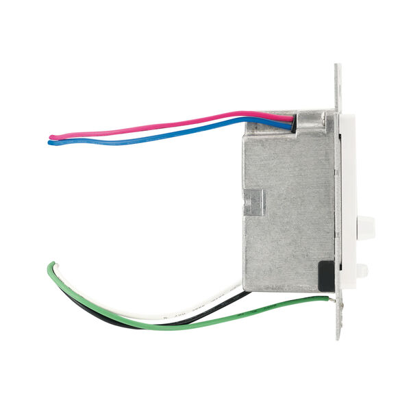White 60W LED Driver and Dimmer Switch, image 2
