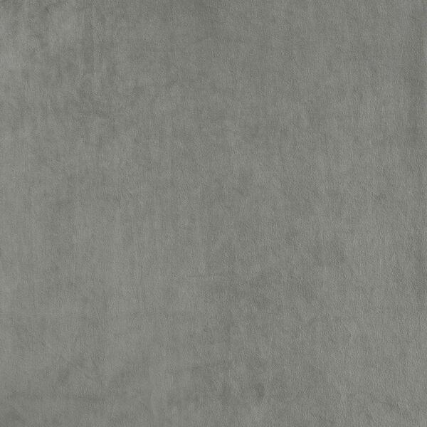 Silver Grey 96 x 100 In. Double Wide Grommet Blackout Velvet Curtain Single Panel, image 5
