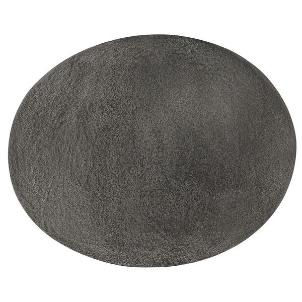 Ishaan Black Nickel Accent Table, image 4
