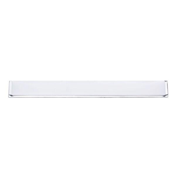 Metro Chrome 37-Inch 3500K LED ADA Bath Bar, image 1
