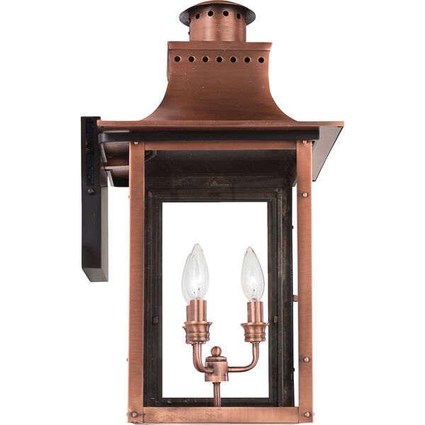 Chalmers Large Outdoor Wall Mount, image 4