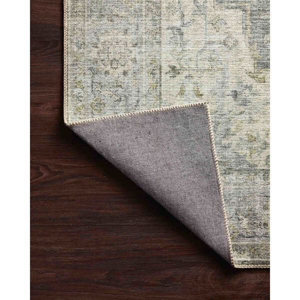 Skye Charcoal and Dove Rectangular: 7 Ft. 6 In. x 9 Ft. 6 In. Area Rug, image 5