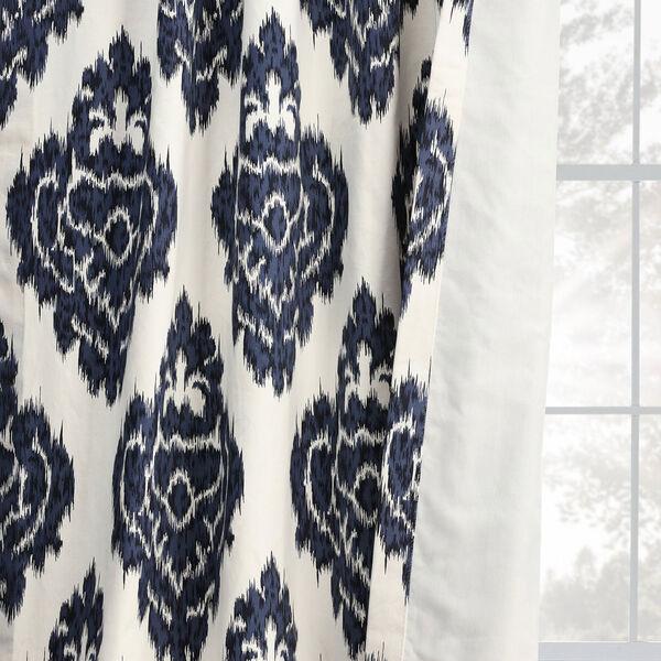 Ikat Multi 50 x 108-Inch Printed Curtain, image 9