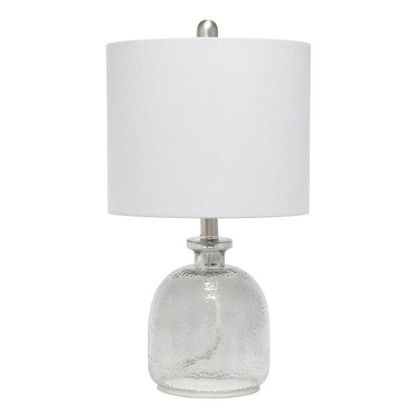 Cerise Smokey Gray One-Light Table Lamp, image 1