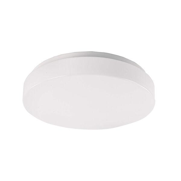 Blo White 13-Inch 3500K LED ADA Flush Mount, Generation 2, image 1