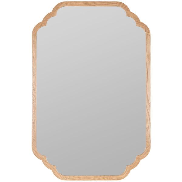 Carol Natural 36-Inch x 24-Inch Wall Mirror, image 2