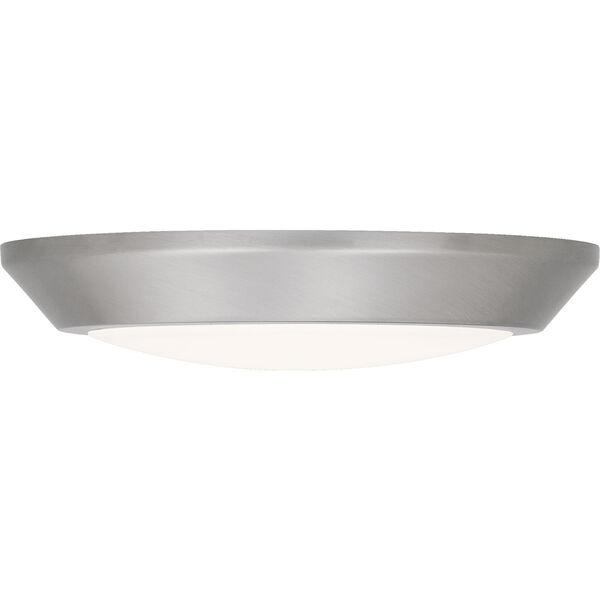 Verge Brushed Nickel LED Flush Mount, image 3